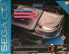 Front Cover   Sega CD Model 2 Console Sega CD