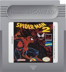 Amazing Spiderman 2 - Cart | Amazing Spiderman 2 GameBoy