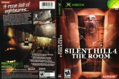 Full Cover | Silent Hill 4: The Room Xbox