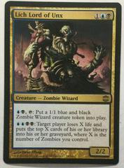 Lich Lord of Unx Magic Alara Reborn Prices