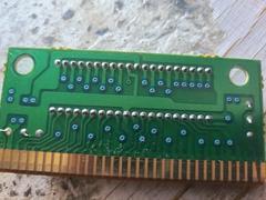 Circuit Board (Reverse)   Battletoads Sega Genesis