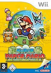 Super Paper Mario PAL Wii Prices