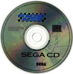 Racing Aces - Disc | Racing Aces Sega CD