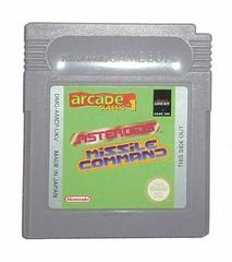 Arcade Classic - Cartridge | Arcade Classic: Asteroids and Missile Command GameBoy