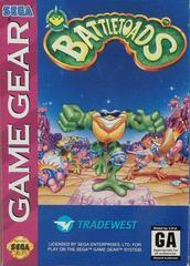 Battletoads - Front | Battletoads Sega Game Gear