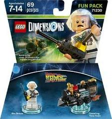 Back to the Future [Fun Pack] Lego Dimensions Prices