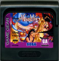 Aladdin - Cartridge | Aladdin Sega Game Gear