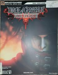 Final Fantasy VII Dirge of Cerberus [BradyGames] Strategy Guide Prices