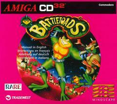 Battletoads Amiga CD32 Prices