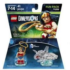 DC Comics - Wonder Woman [Fun Pack] Lego Dimensions Prices