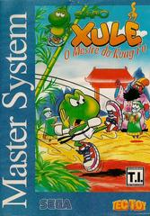 TEC TOY Version    Kung Fu Kid Sega Master System