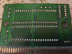 Circuit Board (Reverse) | Streets of Rage 3 Sega Genesis
