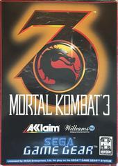 Mortal Kombat 3 PAL Sega Game Gear Prices