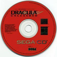 Dracula Unleashed - Disc 1 | Dracula Unleashed Sega CD