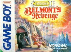 Castlevania II Belmont'S Revenge - Manual | Castlevania II Belmont's Revenge GameBoy