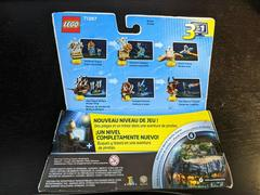 Back Of Box | The Goonies [Level Pack] Lego Dimensions