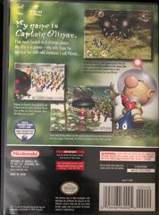Case Back | Pikmin Gamecube
