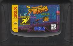 Spiderman Web Of Fire - Cartridge | Spiderman Web of Fire Sega 32X