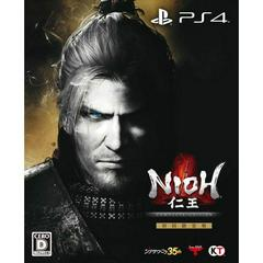 Nioh: Complete Edition [First Print Limited Edition] JP Playstation 4 Prices