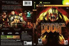 Full Cover   Doom 3 Xbox