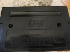 Cartridge (Reverse) | Spiderman Sega Genesis
