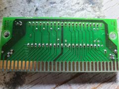 Circuit Board (Reverse) | Crue Ball Sega Genesis