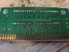 Circuit Board (Reverse) | Last Action Hero Sega Genesis