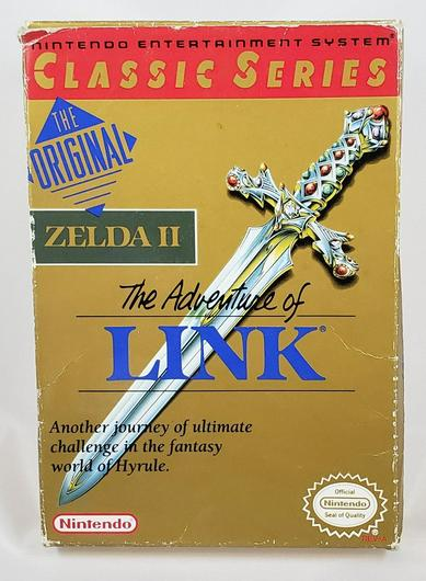 Zelda II The Adventure of Link photo