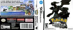Full Cover | Pokemon White Nintendo DS