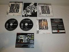 Contents | Metal Gear Solid: The Legacy Collection [Artbook Bundle] Playstation 3