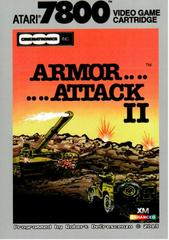 Armor Attack II [Homebrew] Atari 7800 Prices