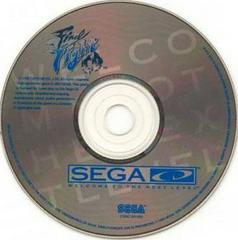 Final Fight CD - Disc | Final Fight CD Sega CD