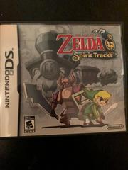 Front Of Case | Zelda Spirit Tracks Nintendo DS