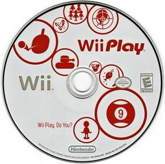 Game Disc | Wii Play Wii