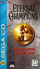 Eternal Champions - Front / Manual | Eternal Champions Sega CD