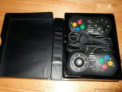 Neo•Geo CD Controllers X2 (In AES Box) (Vgo) | Neo Geo CD Controller Neo Geo CD