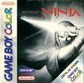 Return of the Ninja | PAL GameBoy Color