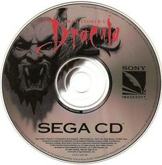 Bram Stoker'S Dracula - Disc | Bram Stoker's Dracula Sega CD