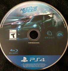 Disc | Need for Speed Playstation 4