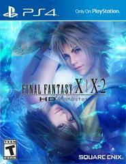Front Cover | Final Fantasy X X-2 HD Remaster Playstation 4