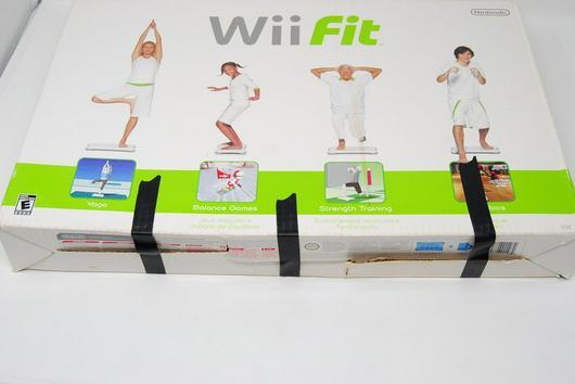 Wii Fit [Balance Board Bundle] photo
