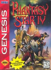 Phantasy Star IV Sega Genesis Prices