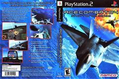 Artwork - Back, Front   Ace Combat 4 Playstation 2