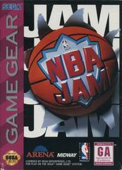 Front Cover | NBA Jam Sega Game Gear
