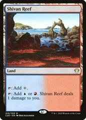 Shivan Reef Magic Commander 2020 Prices