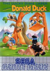 Lucky Dime Caper Starring Donald Duck PAL Sega Game Gear Prices