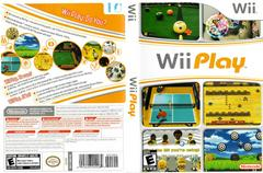 Artwork - Back, Front | Wii Play Wii