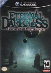 Front Cover | Eternal Darkness Gamecube