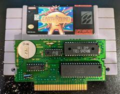 Label&BoardFront | EarthBound Super Nintendo