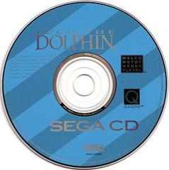 Ecco The Dolphin - Disc   Ecco the Dolphin Sega CD